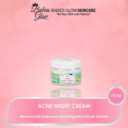 Acne Night Cream