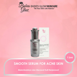 Smooth Serum for Acne Skin