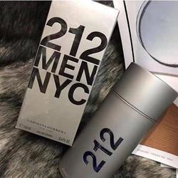 PARFUM 212 MEN NYC ORIGINAL IMPORT PARFUM COWOK PARFUM PRIA