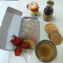 Flat Fortune Cookies / Kue kering Chunchy Enak 20 piece