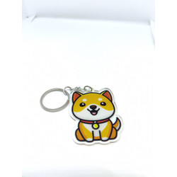 Custom Gantungan Kunci Akrilik Premium Murah Hadiah Merchandise Gift