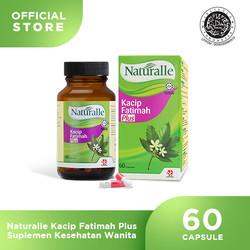 Naturalle Kacip Fatimah Plus Suplemen Kesehatan Wanita ( 1 x 60 Caps )
