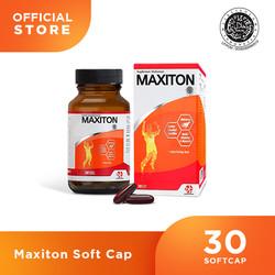 Maxiton Suplemen Multivitamin Mineral dan Ginseng (30 x 1 Botol)