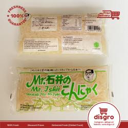 Mie shirataki Mr Ishii shirataki itto 200 gr mi shirataki mie diet