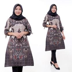 Tunik Batik Fashion Wanita Size Jumbo