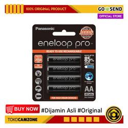 Panasonic Eneloop Pro AA A2 2500mAh Baterai Eneloop AA Rechargeable