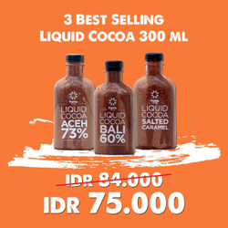 3 Liquid Cocoa 300ml