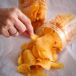 Potato Chips / Snack Kentang 100% kentang ASLI