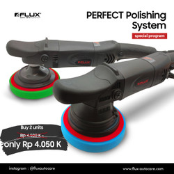 PROMO !! MESIN POLES DA & ROTARY FLUX 2 UNIT - ITEM SAMA ATAUPUN MIX