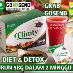 Flimty Pelangsing Original-Flimty Fiber Bisa Gosend