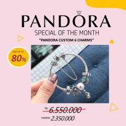Jual Pandora Bracelet Charms Murah Harga Terbaru 2021