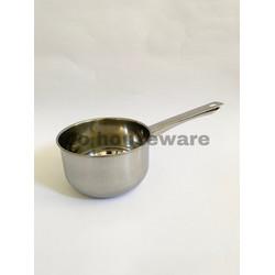 Panci susu stainless steel saucepan boiling pan diameter 16 cm P18-16
