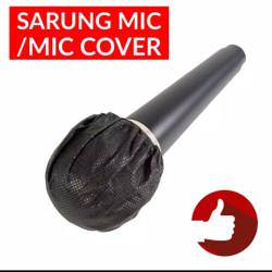 COVER MIC TERMURAH SARUNG MIC SHURE MIC SARUNG MIC ANTI VIRUS STERIL