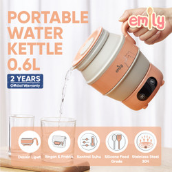 Emily Portable Water Kettle 0.6L (EPWK-72001)