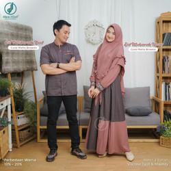 Jual Gamis Alwa Hijab Murah Harga Terbaru 2021