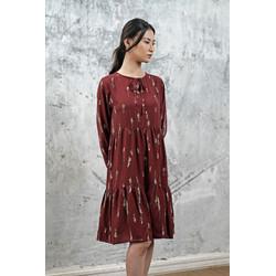 Nana Layered Dress