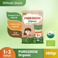 PUREGROW Organic - Susu Formula Organik 1-3 Tahun 360gr Girl