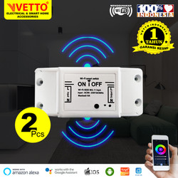 VETTO Paket Grosir - Smart Breaker (2 PCS)