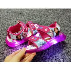 Sandal Anak Perempuan Sandal LED Frozen Model Terbaru 2021 Asli Impor