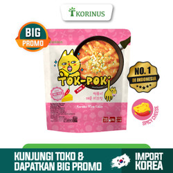 K- Bunsik Tokpoki Spicy Cheese