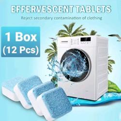 Tablet Pembersih Mesin Cuci Deep Cleaning Washing Machine Cleaner