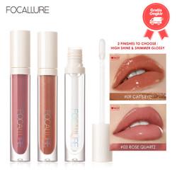 FOCALLURE Plumpmax lipstick glossy waterproof long lasting FA153
