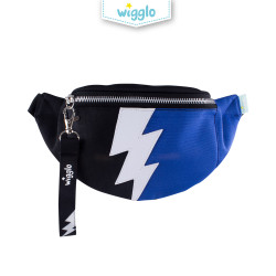 Wigglo Junior Waist Bag Flashy Thunder