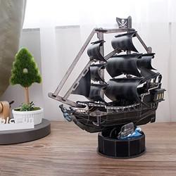 CUBICFUN The Queen Anne's Revenge S -3D Puzzle