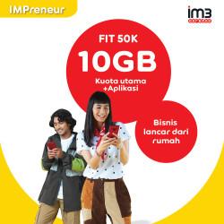 IM3 OOREDOO - IMPRENEUR FIT 50K