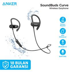 Anker SoundBuds Curve Bluetooth earbuds A3411