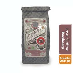 Roasted Java Coffee PEABERRY 250 gr