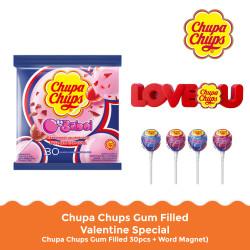Chupa Chups Gum Filled - Valentine Special