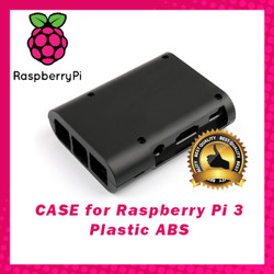 Case for Raspberry Pi 3 Plastic ABS