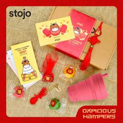 Stojo chinese new year hampers/parcel/kado/kado imlek/tukeran kado