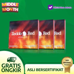 PAKET ZEDDO RED (MINUMAN STAMINA PRIA)