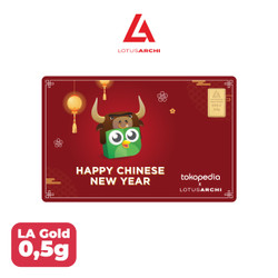Lotus Archi Gift Series 0,5 gr Chinese New Year