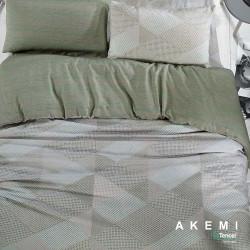 AKEMI Tencel Modal Serenity Blanket Set Queen 210x210