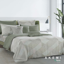AKEMI Tencel Touch Serenity Fitted Sheet Set Super King 200x200