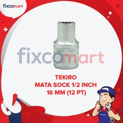 Tekiro Mata Sock 1/2 Inch 16 mm 12PT