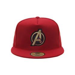 Snapback Topi Hiphop Dewasa Logo Avenger