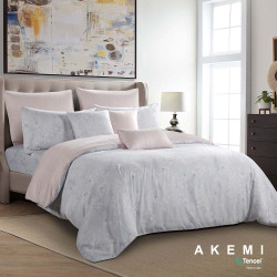 AKEMI Tencel Touch Serenity Fitted Sheet Set Queen 160x200