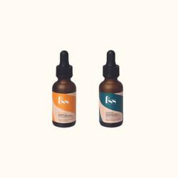 Vitamin C Serum & Hyaluronic Acid Serum