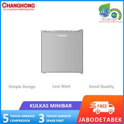 CHANGHONG Kulkas Mini Bar 50L CBC 50