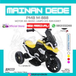 Mainan Motor Aki Anak Pmb M 888