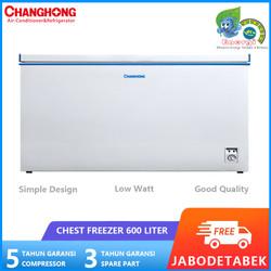 CHANGHONG Chest Freezer 600L - CBD 680