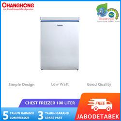 CHANGHONG Chest Freezer 100L - CBD 105