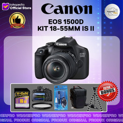CANON EOS 1500D KIT 18-55MM IS II / EOS 1500