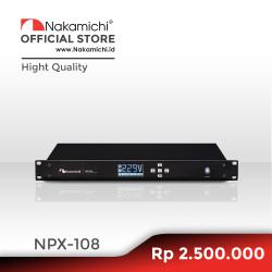 Intelligent Power Supply Sequencer NPX-108