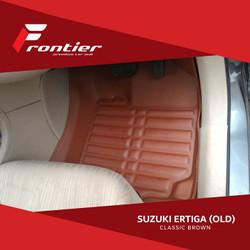 Karpet Mobil Frontier Untuk Suzuki XL 7 Type Classic Black
