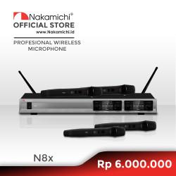 Nakamichi N8X Microphone (NEW)